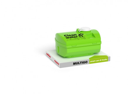 MULTIGO GREEN CITY - cisterna